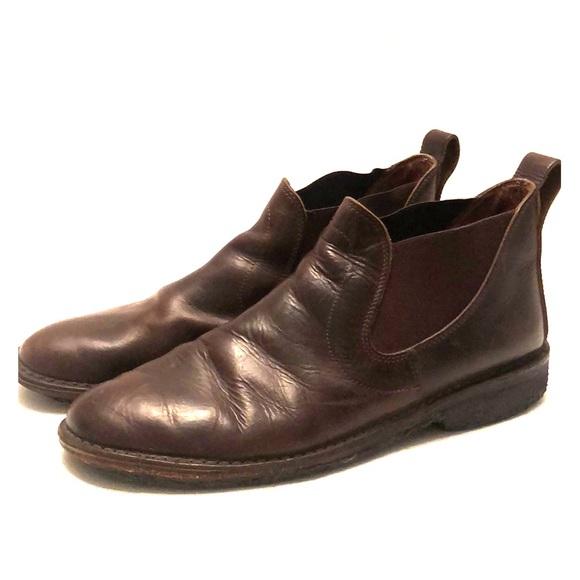John Varvatos Other - John Varvatos Chukka Boot in Brown Leather size 13